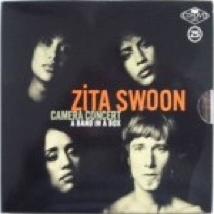 Zita Swoon – Camera Concert–A Band In A Box