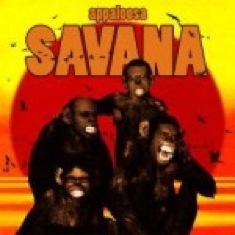 Appaloosa – Savana