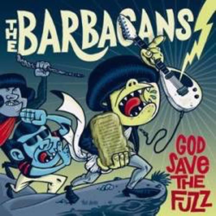 God Save The Fuzz