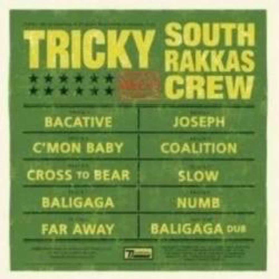 Tricky e South Rakkas Crew – Tricky Meets South Rakkas Crew