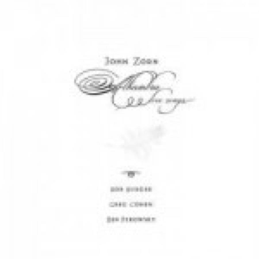 John Zorn – Alhambra Love Songs