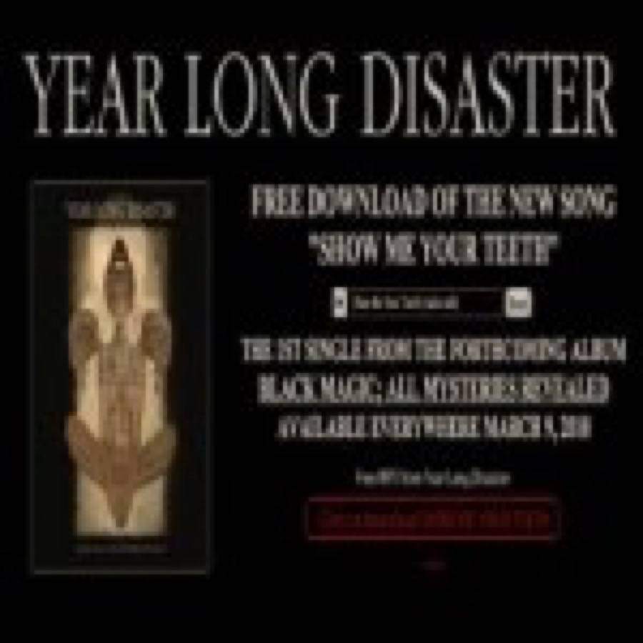 Year Long Disaster – Black Magic: All Mysteries Revealed