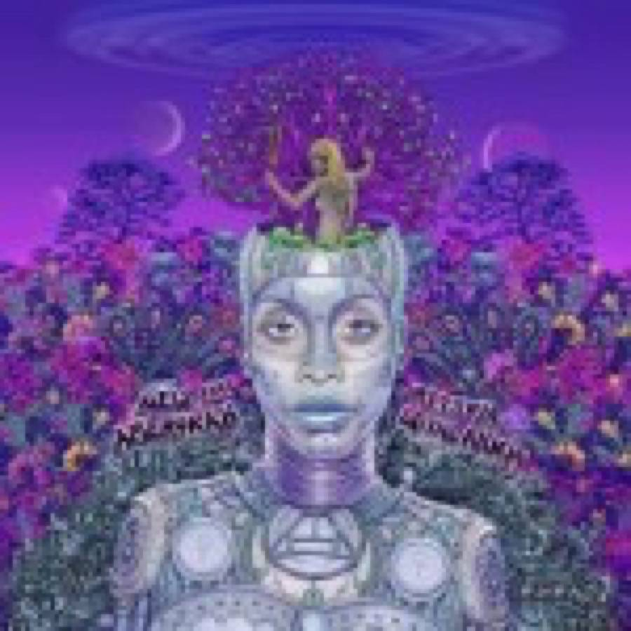New Amerykah, Part Two: Return of the Ankh