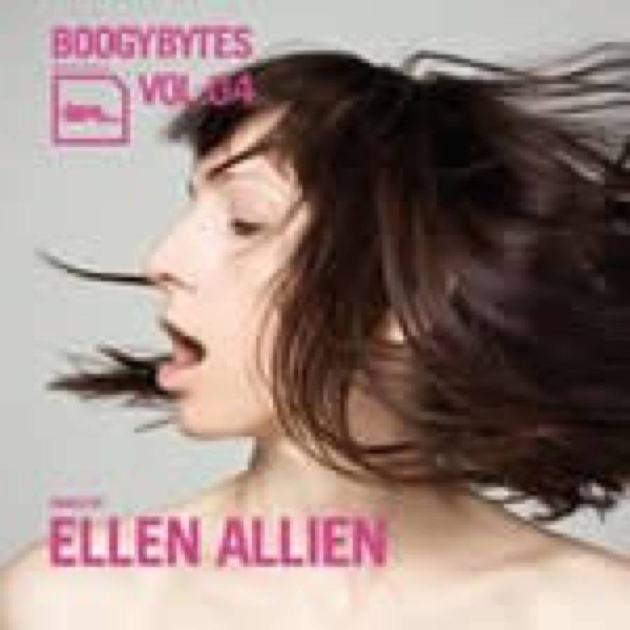 Boogy Bytes Vol. 4 Mixed By Ellen Allien