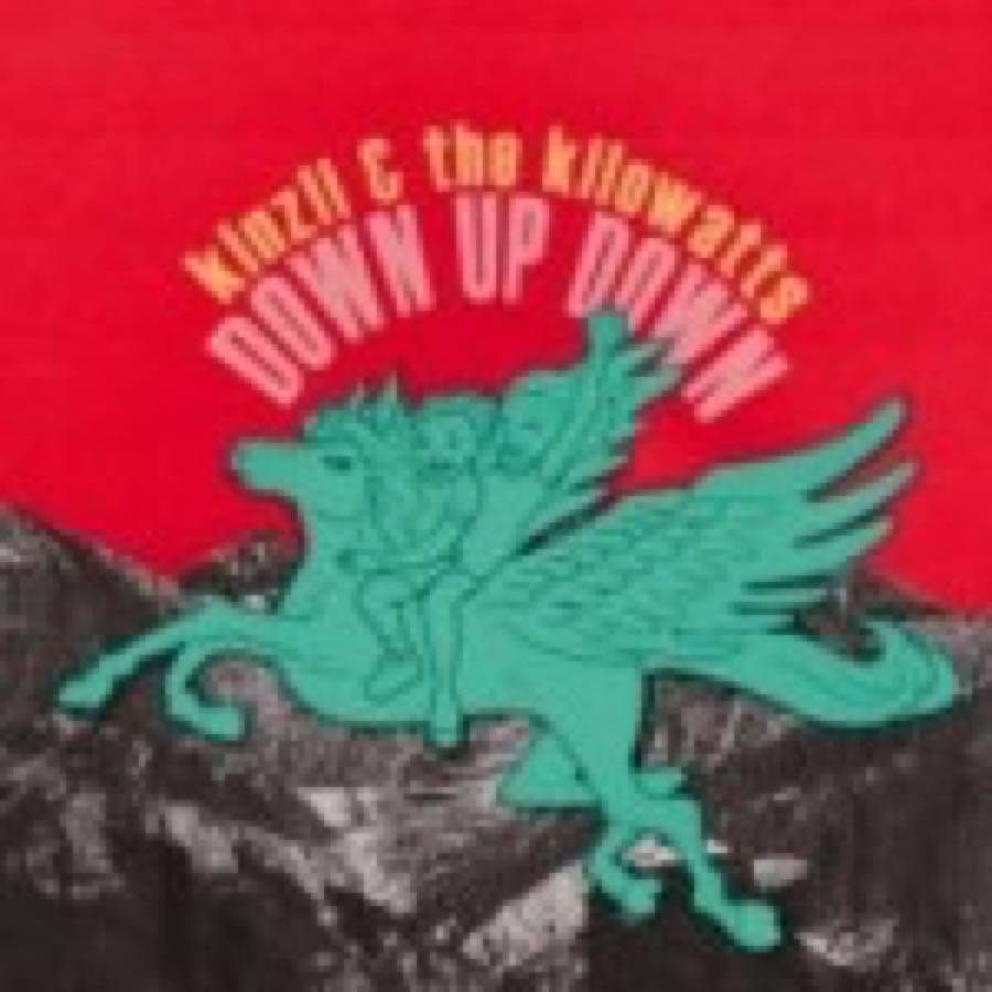 Kinzli & The Kilowatts – Down Up Down