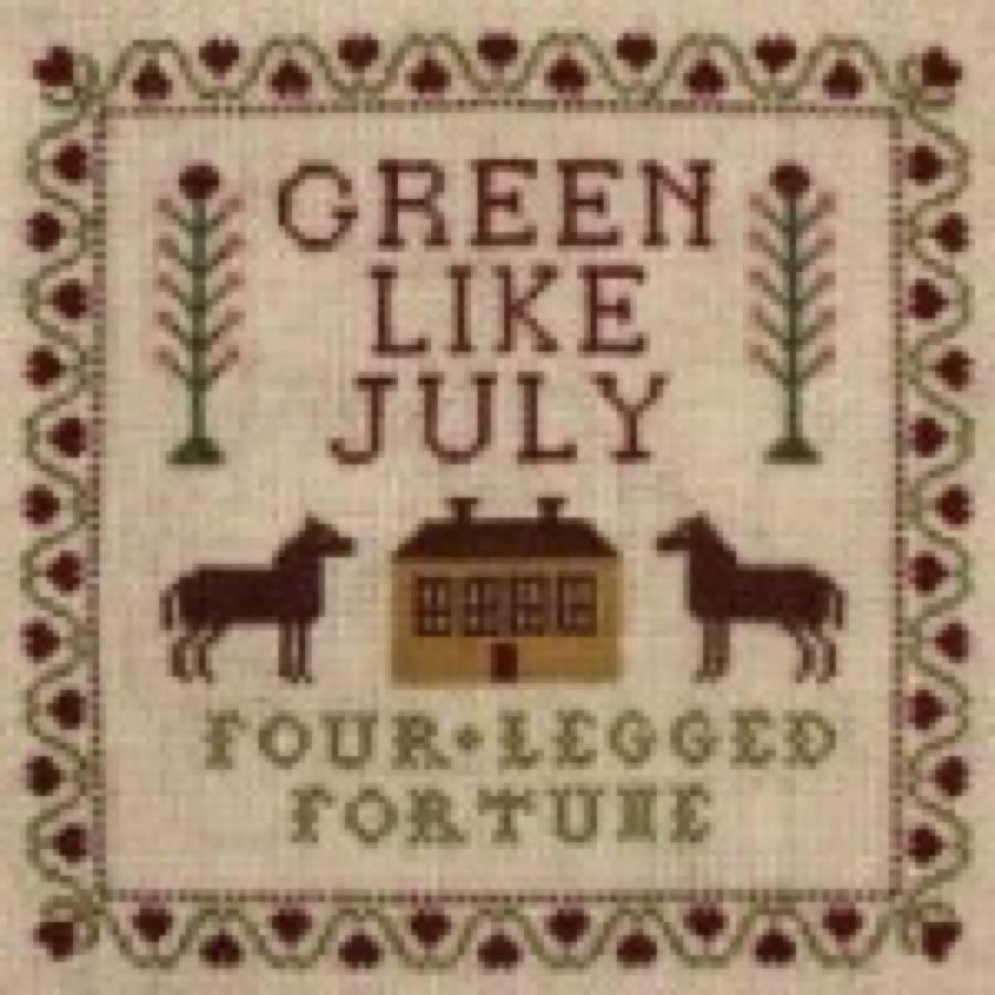 Green like july – Four-legged fortune