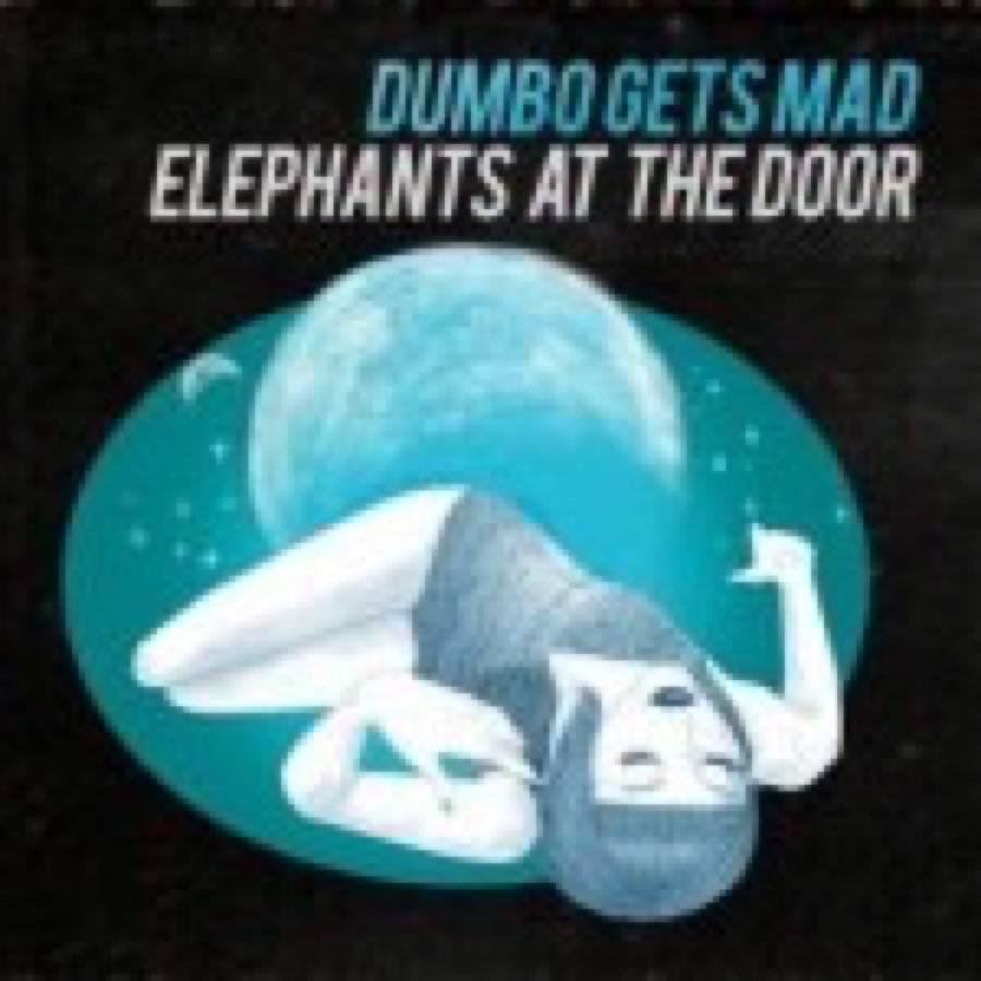 Elephants At The Door