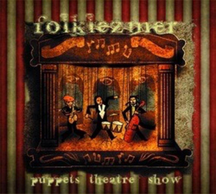 Folklezmer – Puppets Theatre Show