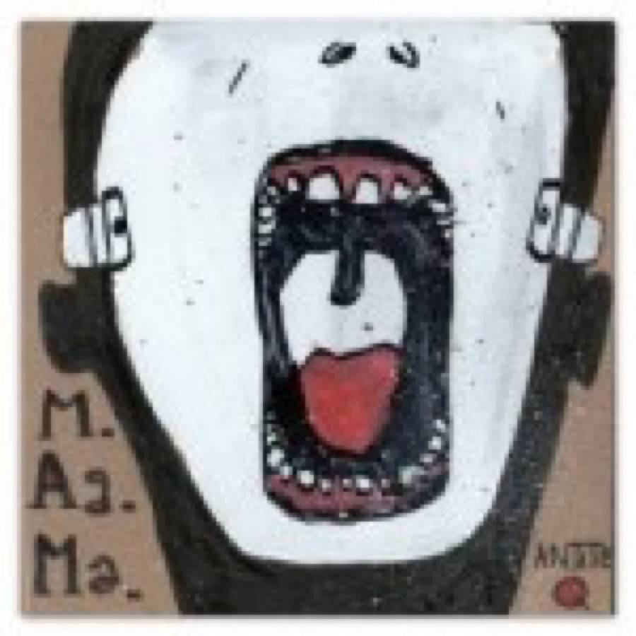 AntiteQ – M.Ag.Ma EP