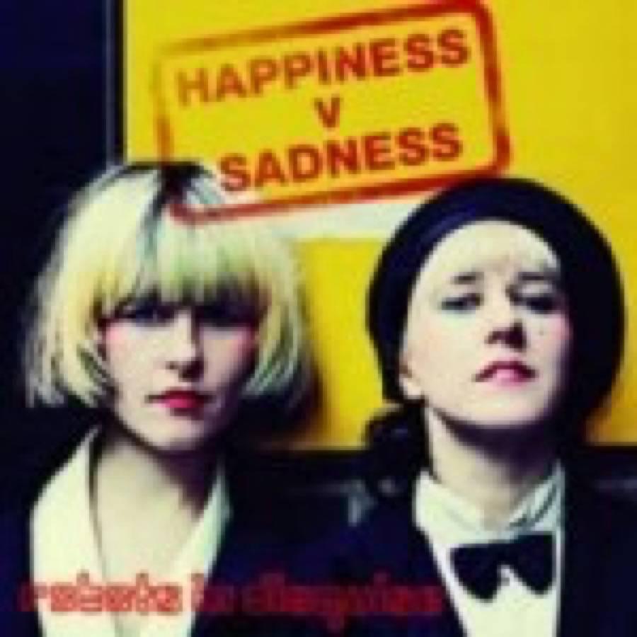 Happiness v Sadness