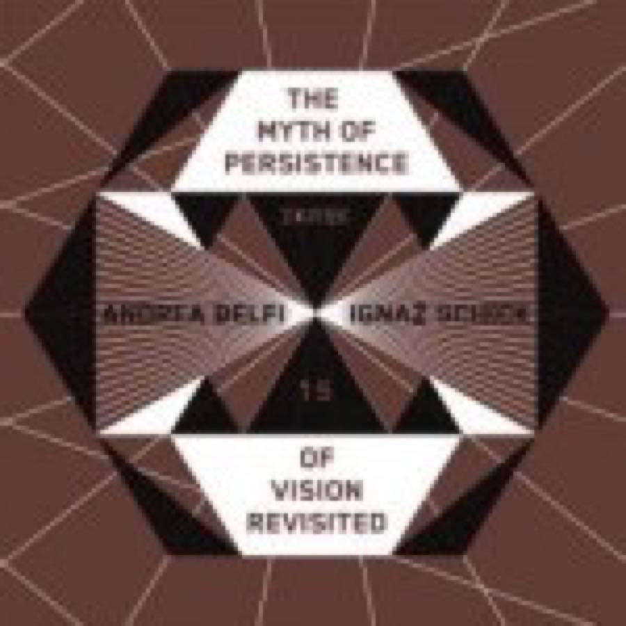 Andrea Belfi – The Myth Of Persistence Of Vision Revisited