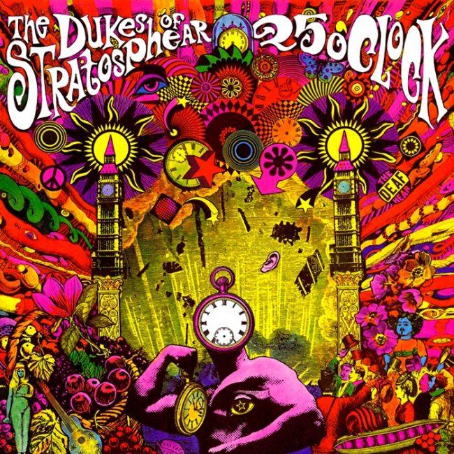 The Dukes Of Stratosphear – 25 O' Clock