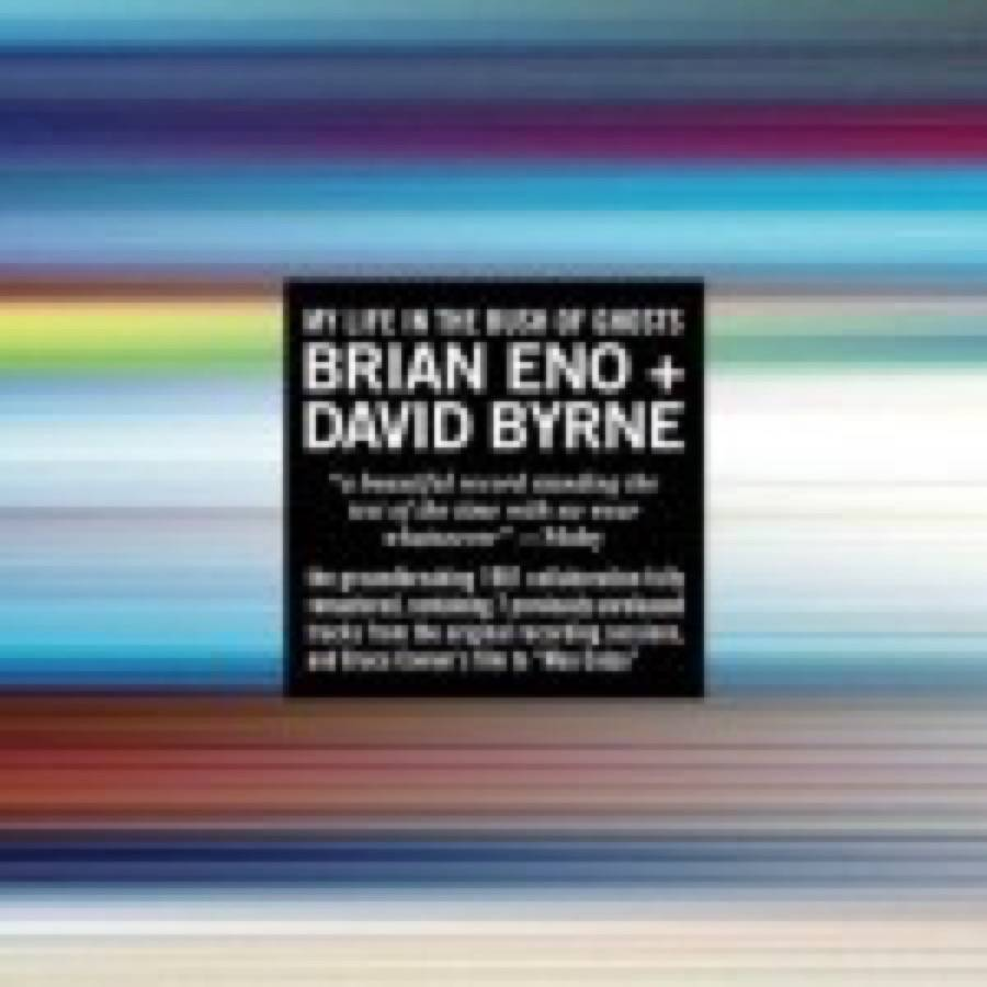 Brian Eno, David Byrne – My Life In The Bush Of Ghosts