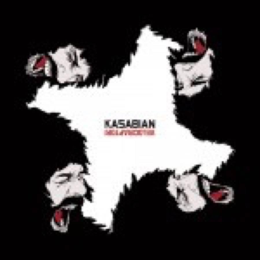 Kasabian – Velociraptor