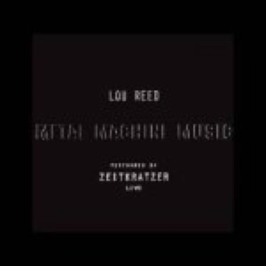 Lou Reed – Metal Machine Music