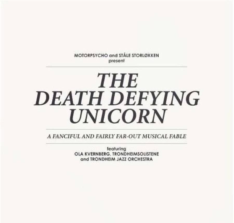 The Death Defying Unicorn