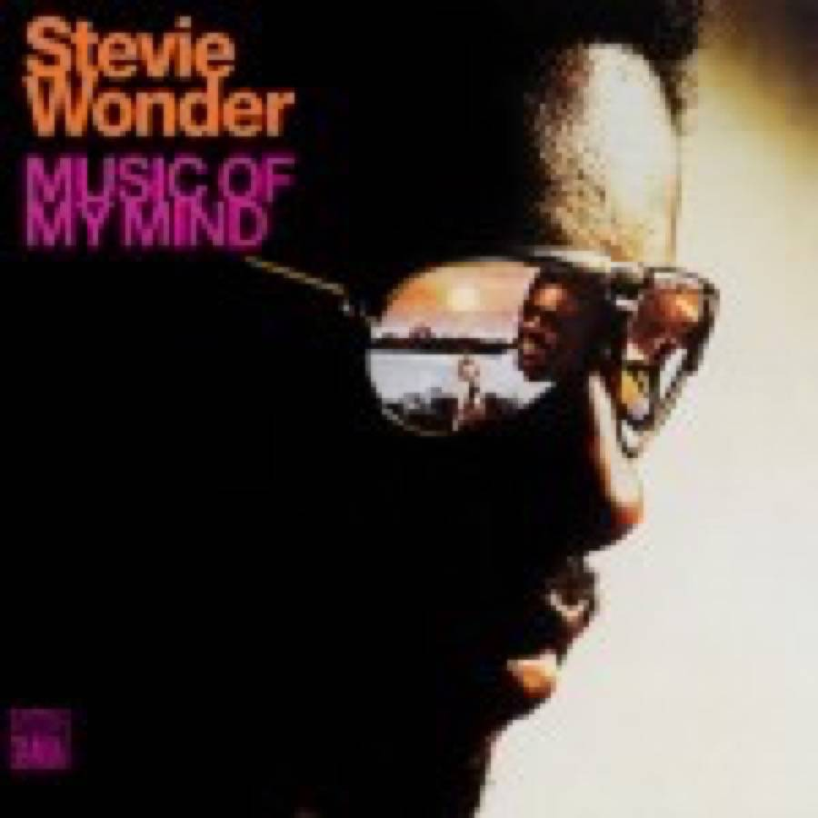Stevie Wonder – Music of My Mind