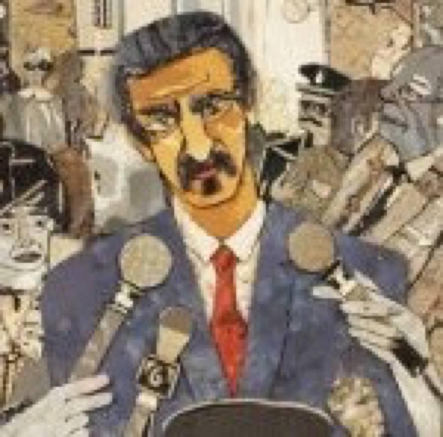 Zappa contro il Congresso: 25 anni dopo
