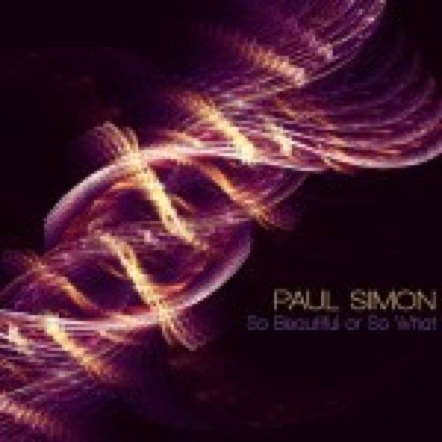 Paul Simon – So Beautiful Or So What