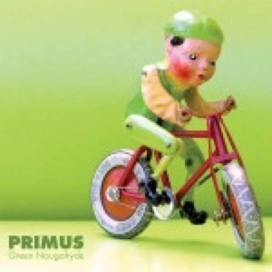 Primus – Green Naugahyde