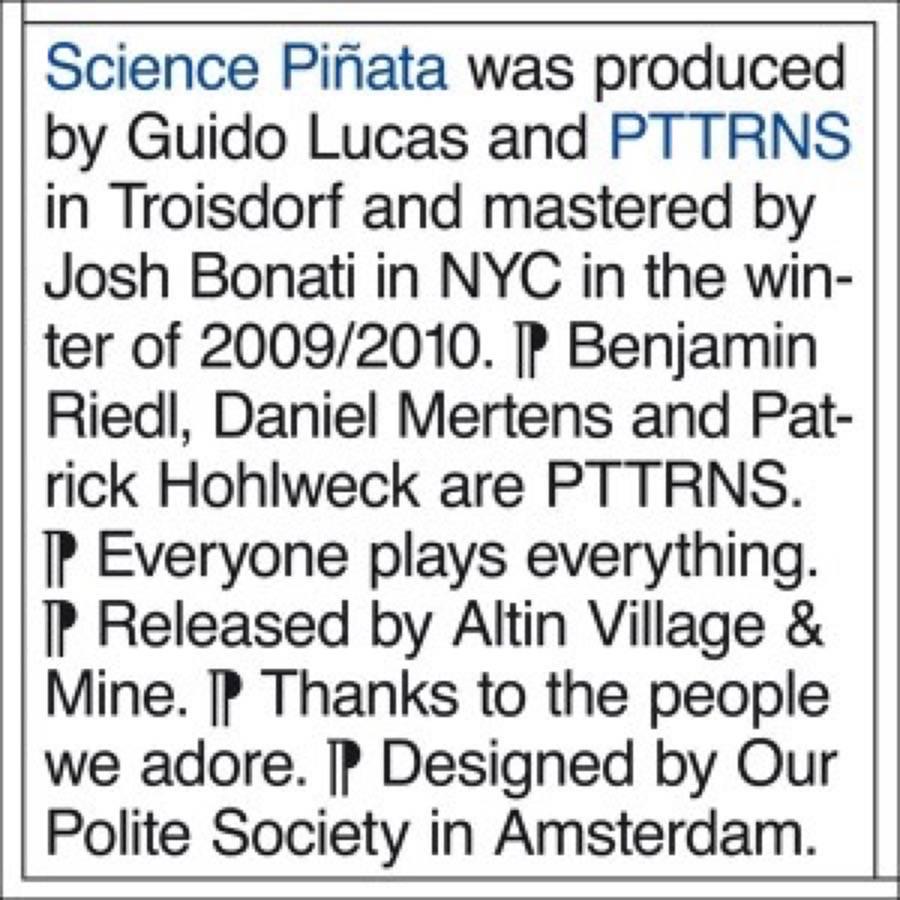 Science Piñata