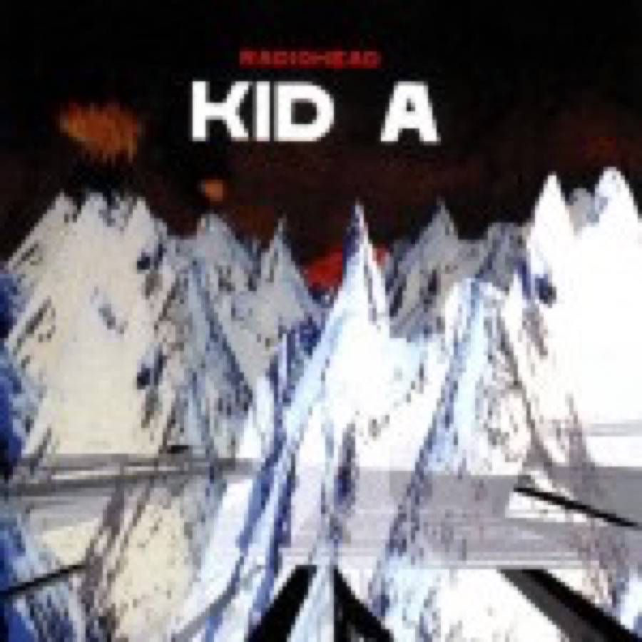 Radiohead – Kid A / Amnesiac / Hail To The Thief