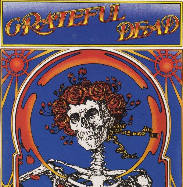 Grateful Dead Grateful Dead Skull And Roses Album