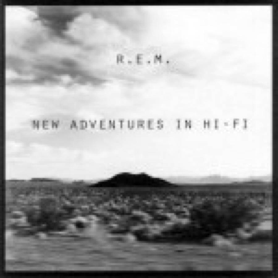 R.E.M. – New Adventures In Hi-Fi