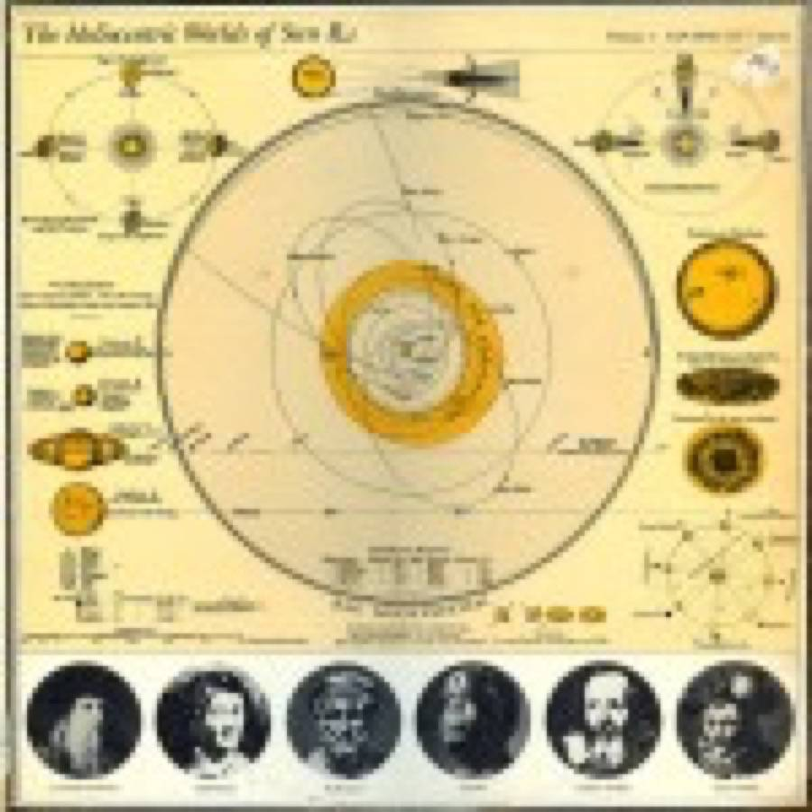 Sun Ra – The Heliocentric Worlds of Sun Ra, Volume Two