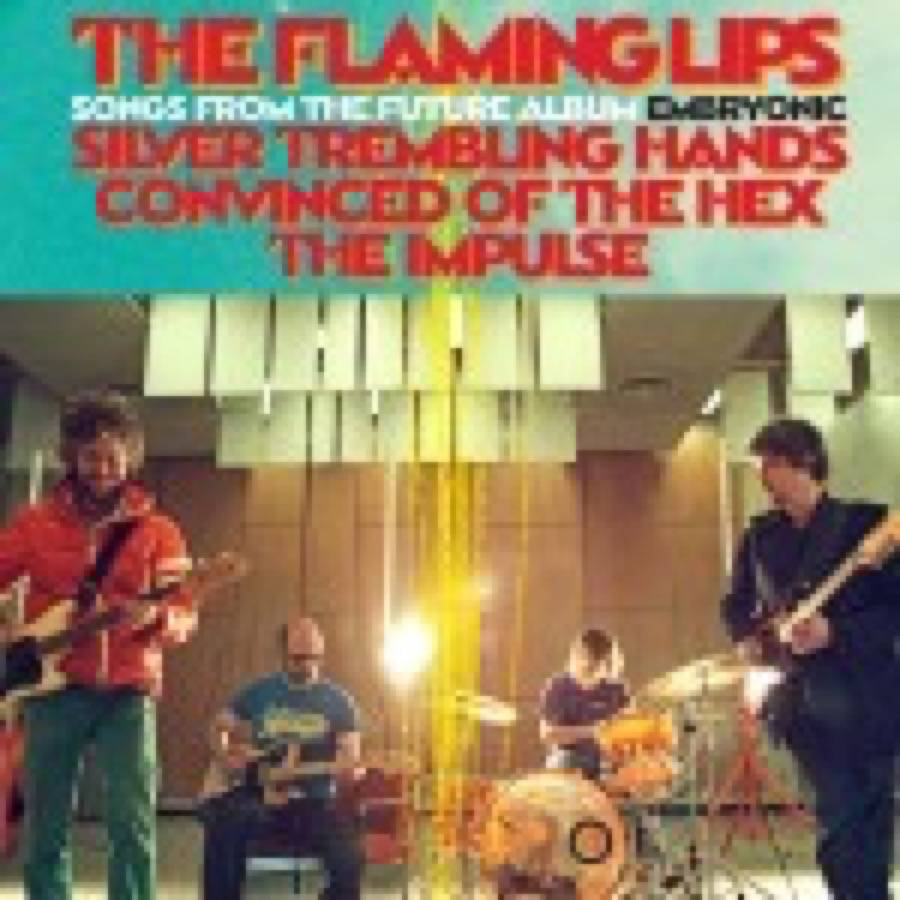 Flaming Lips – Embryonic Tour EP