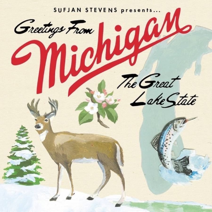 Greetings From Michigan, The Great Lake State