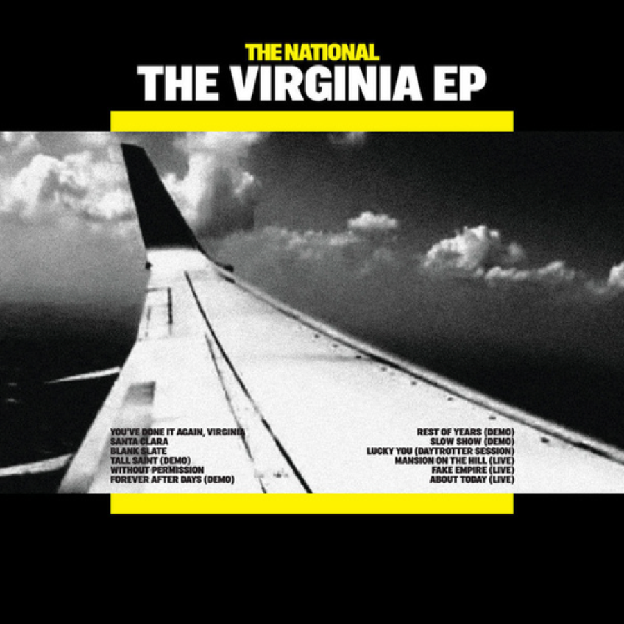 The Virginia EP – A Skin, A Night DVD