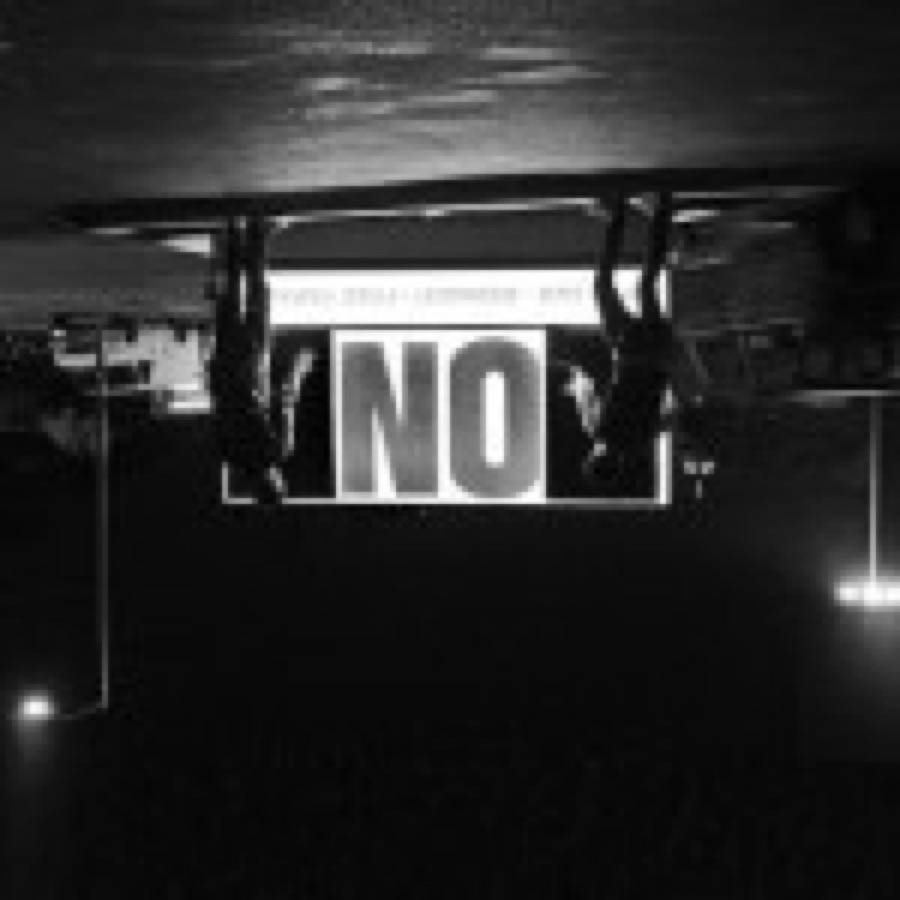 NO – Don't Worry, You'll Be Here Forever EP