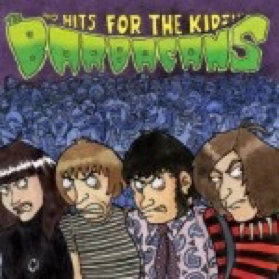 The Barbacans – No Hits For The Kids