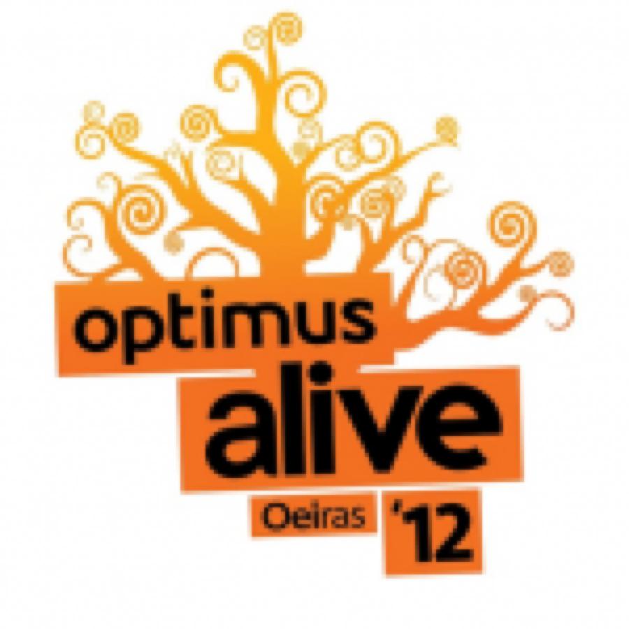Optimus Alive Festival. 13 – 14 – 15 luglio 2012