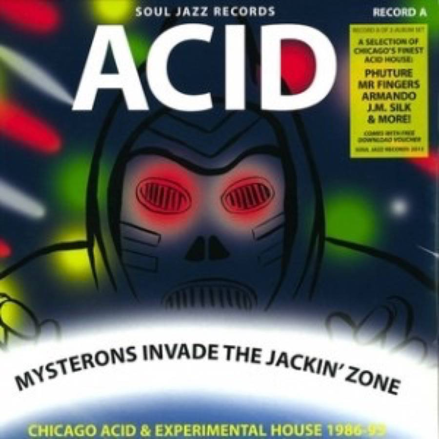 Acid: Mysterons Invade The Jackin' Zone