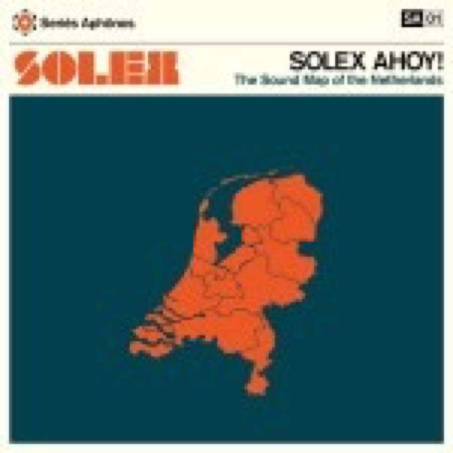 Solex Ahoy! The Sound Map of the Netherlands