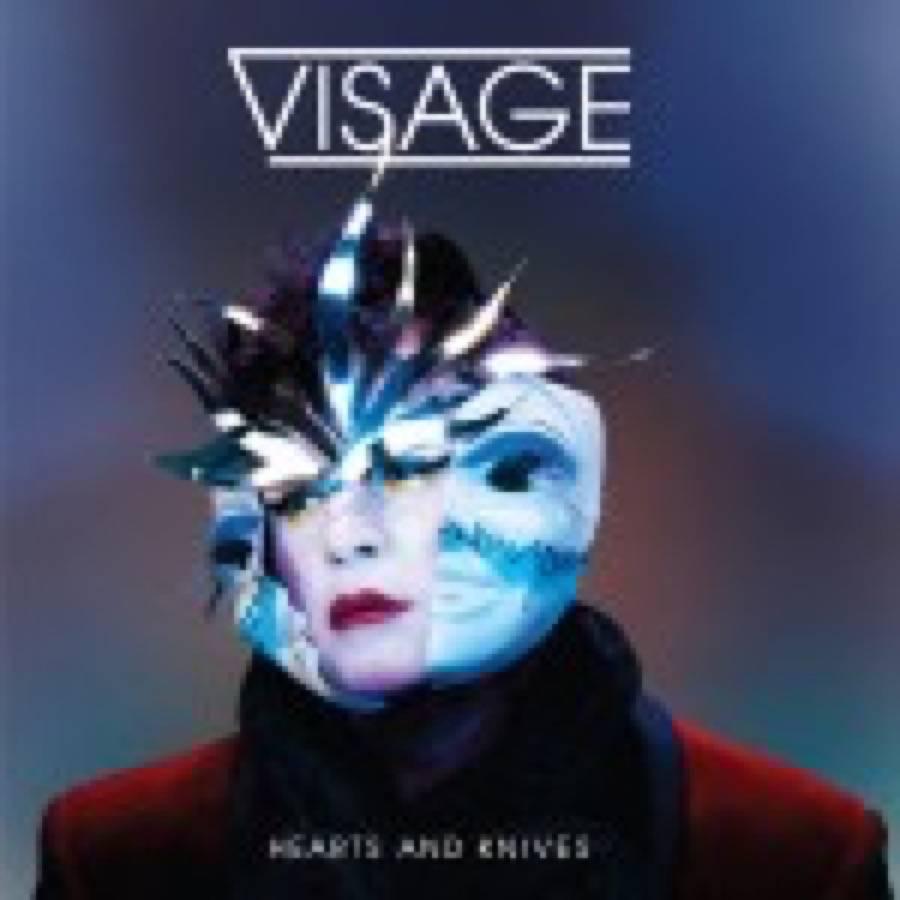 Visage – Hearts And Knives