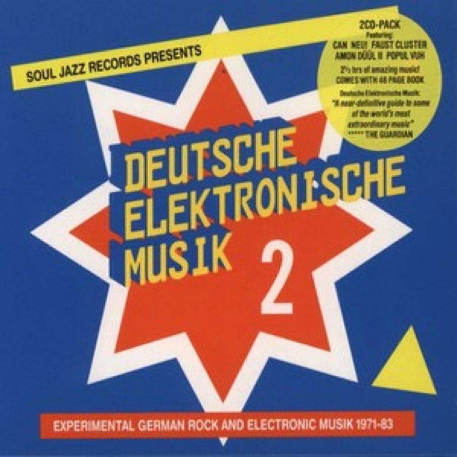 Deutsche Elektronische Musik. Experimental German Rock and Electronic Music 1972-83 – 2