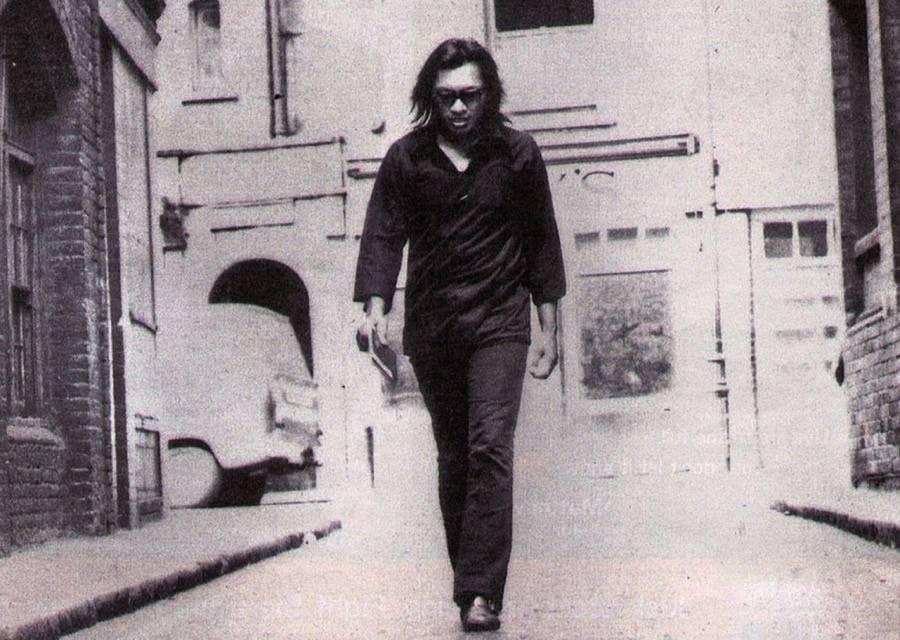 Sixto-Rodriguez. Still da SEARCHING FOR SUGAR MAN diretto da Malik Bendjelloul. Courtesy of Red Box Films Passion Pictures