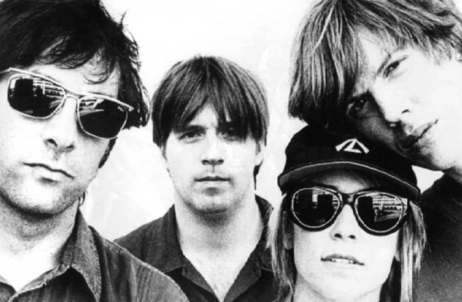 sonic youth early 80