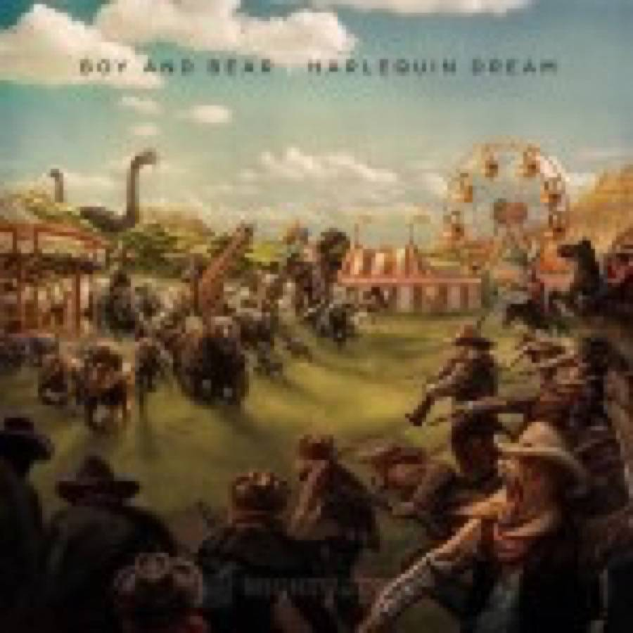 Boy & Bear – Harlequin Dream