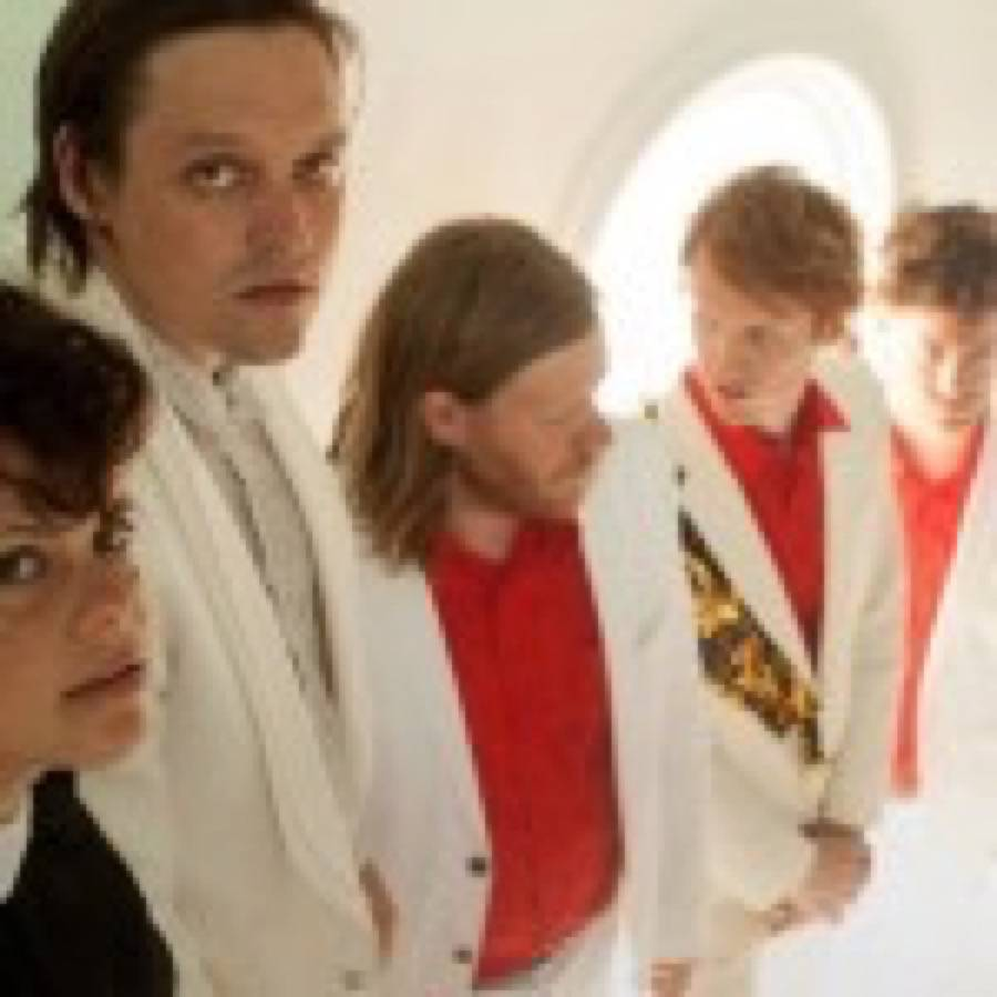 Arcade Fire: la preview di Awful Sound