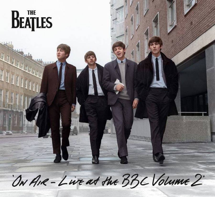 On Air – Live at the BBC Volume 2