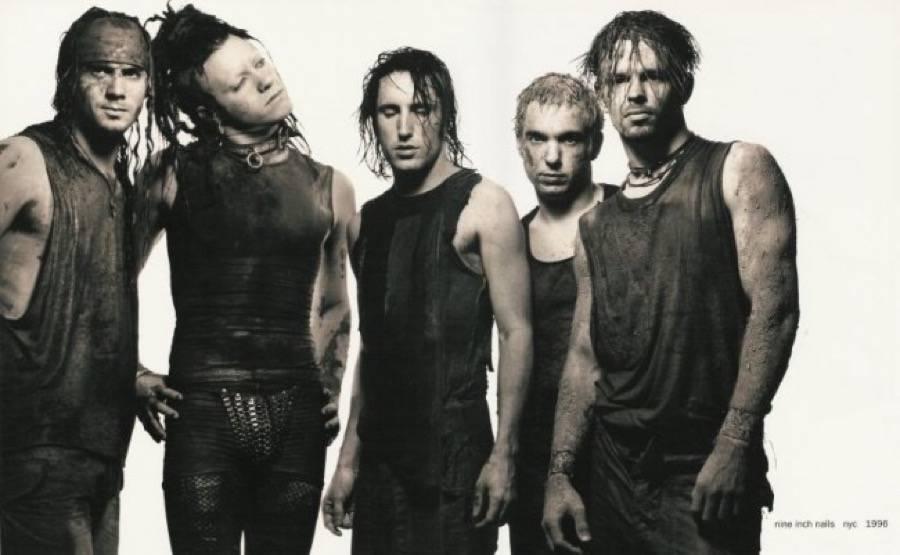 Nine+Inch+Nails 1996