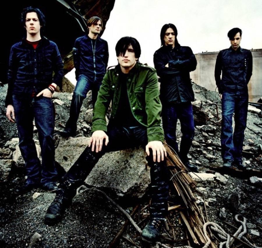 Nine Inch Nails 2005 circ
