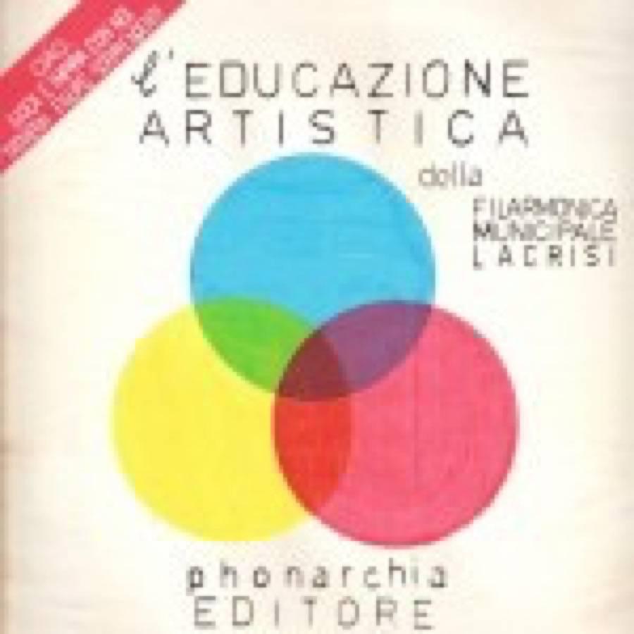 L'educazione artistica