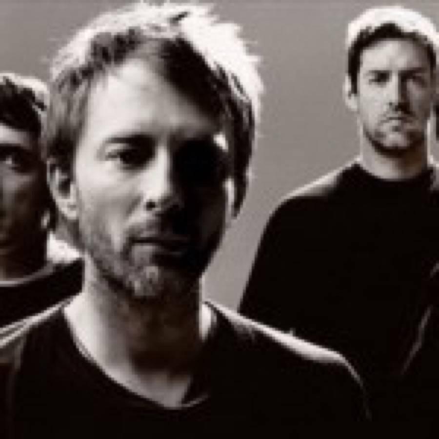 Radiohead: qualche immagine dallo studio di registrazione