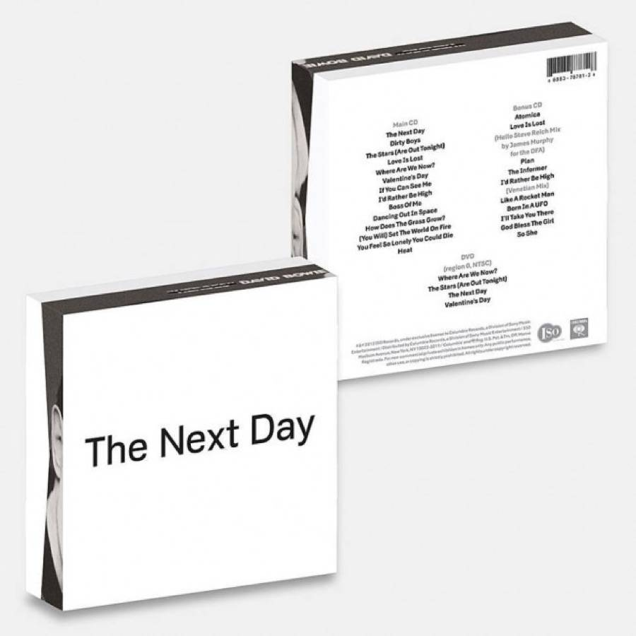 The Next Day Extra