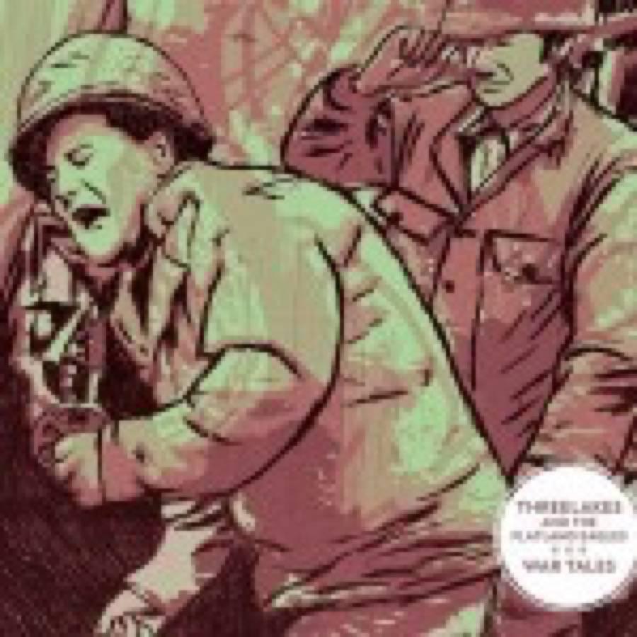 Threelakes And The Flatland Eagles – War Tales